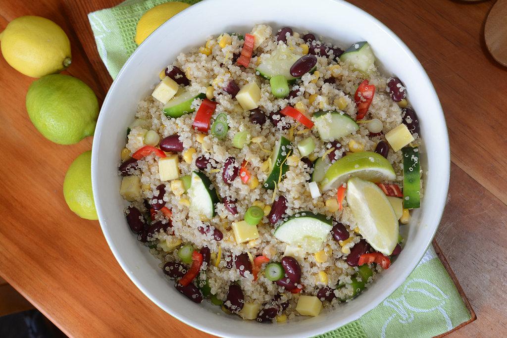DSC 3635 vibrant quinoa salad