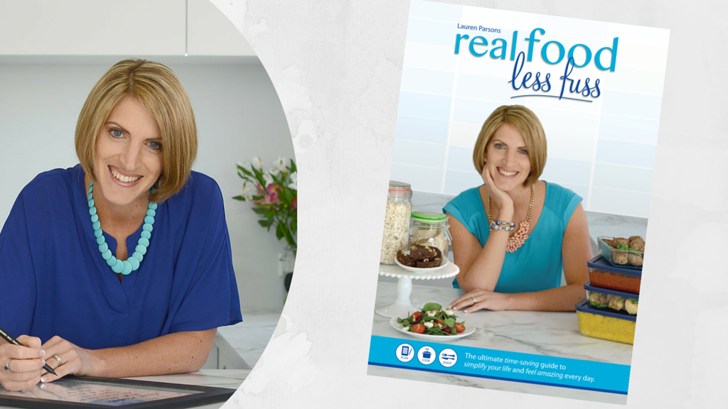 Lauren Parsons - Real food less fuss