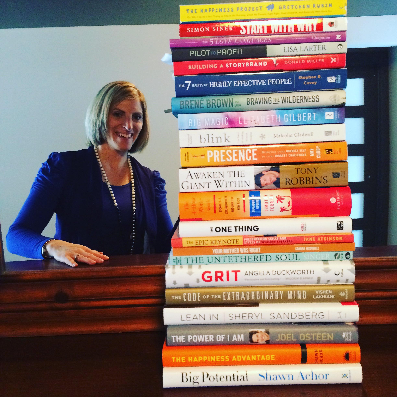 Lauren Parsons Wellbeing Specialist Leaders are readers