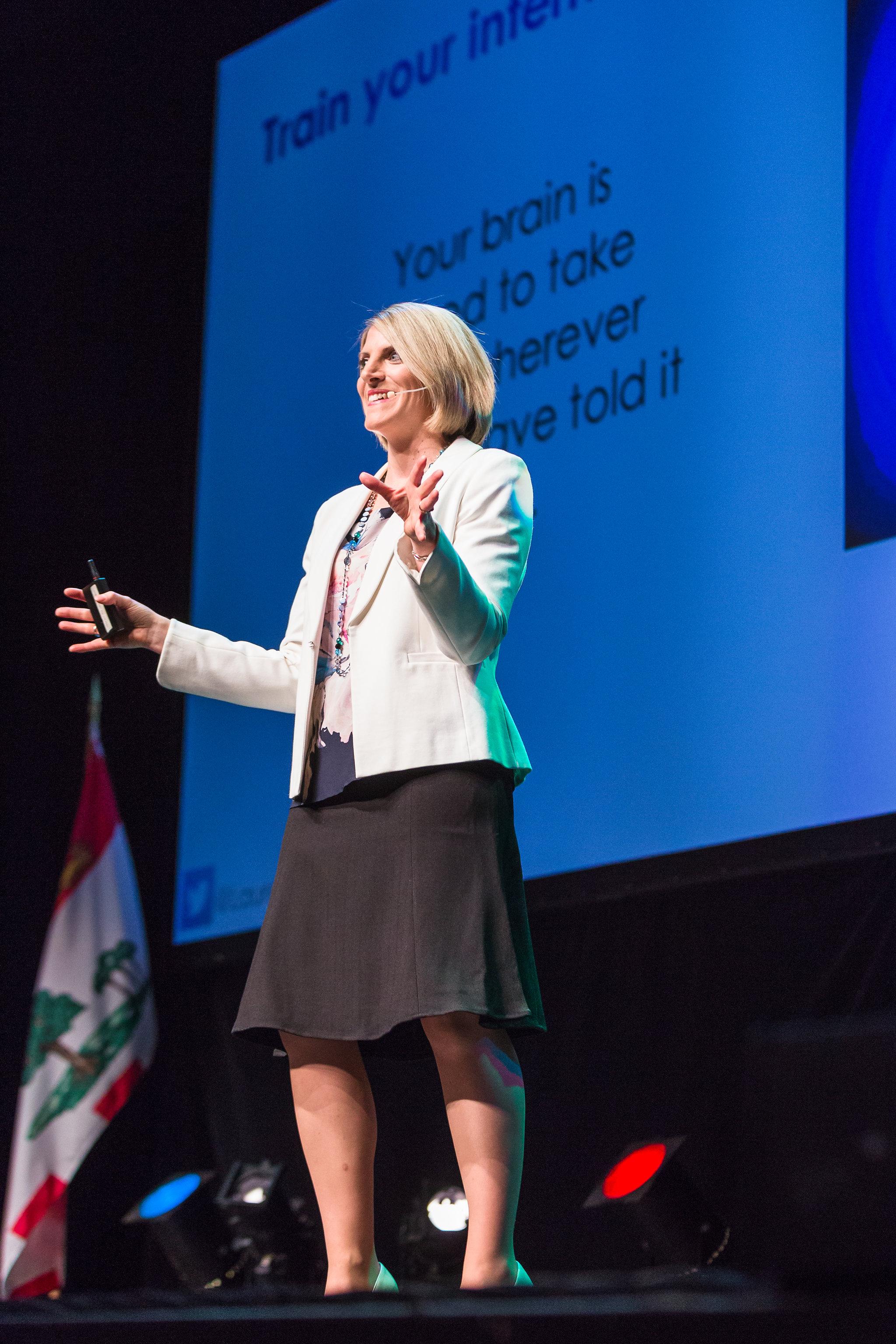 Lauren Parsons Wellbeing Specialist Keynote Speaker