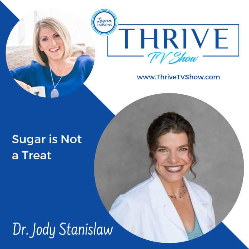 Lauren Parsons Wellbeing Specialists Thrive TV Show Podcast Jodi Stanislaw